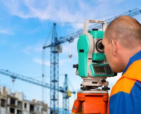 Геодезичний супровід в будівництві