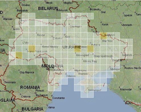 геодезичні карти